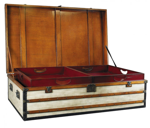 Polo Club Trunk/Coffee Table Small