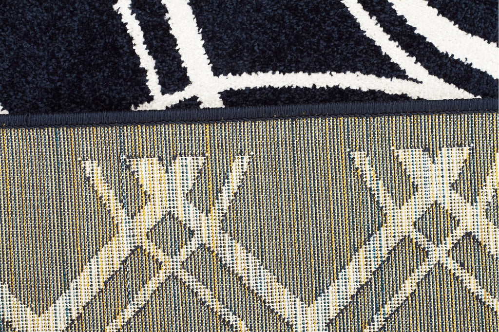 Indoor Outdoor Lucid Rug Navy