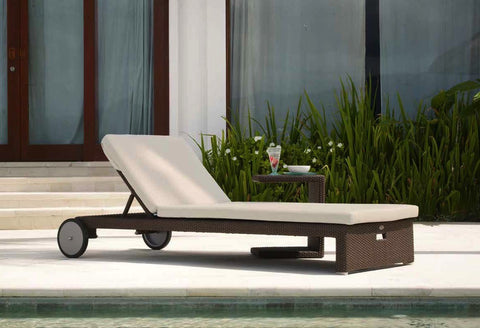 Miha Lounger Chocolate