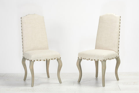 Biarritz Dining Chair Linen