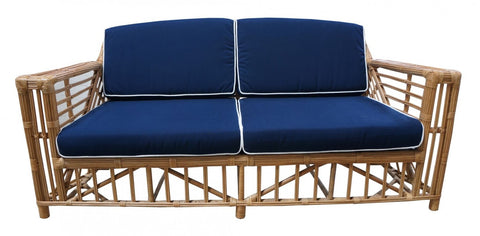 Byron Bay 2.5 Seat Sofa Honey