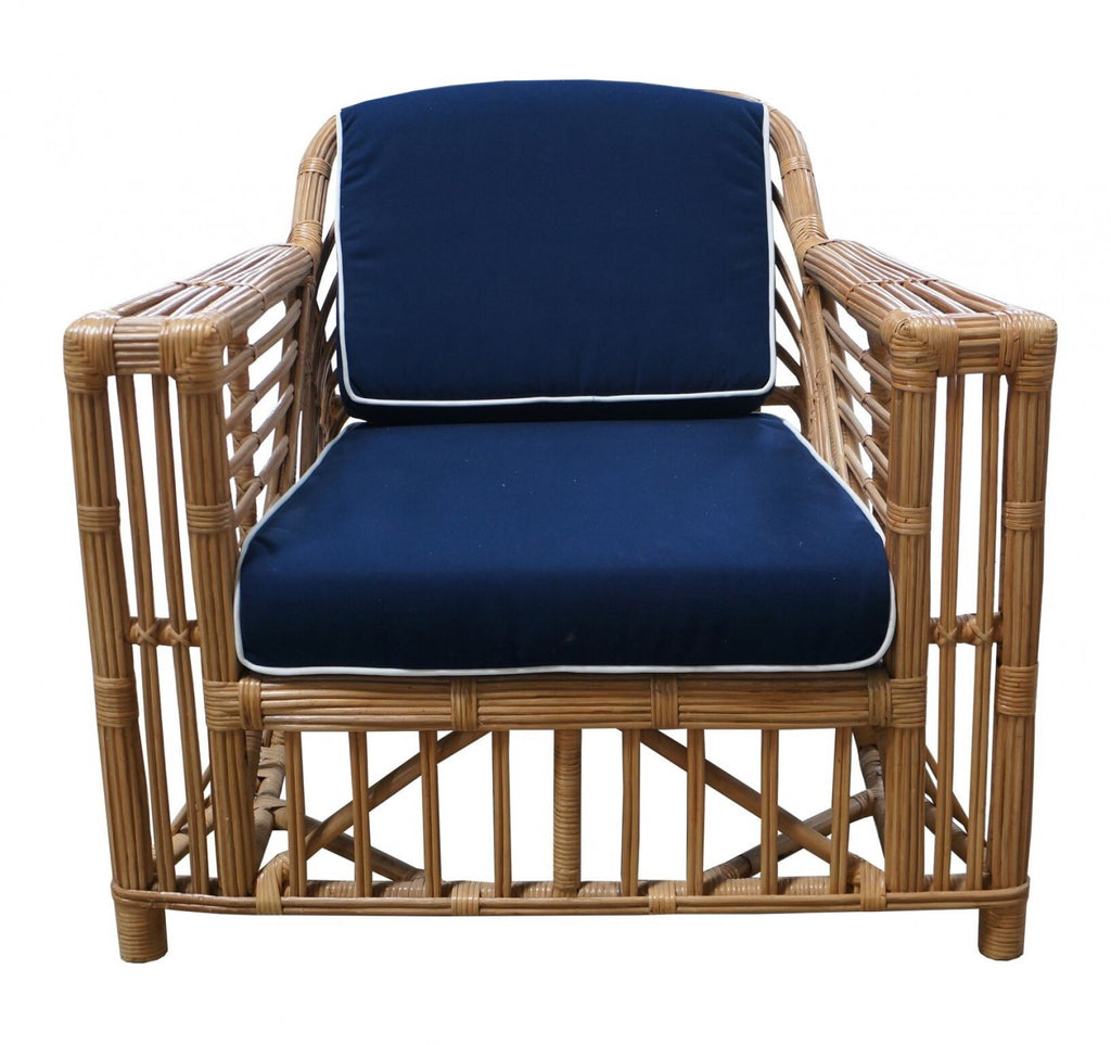 Byron Bay Armchair Honey