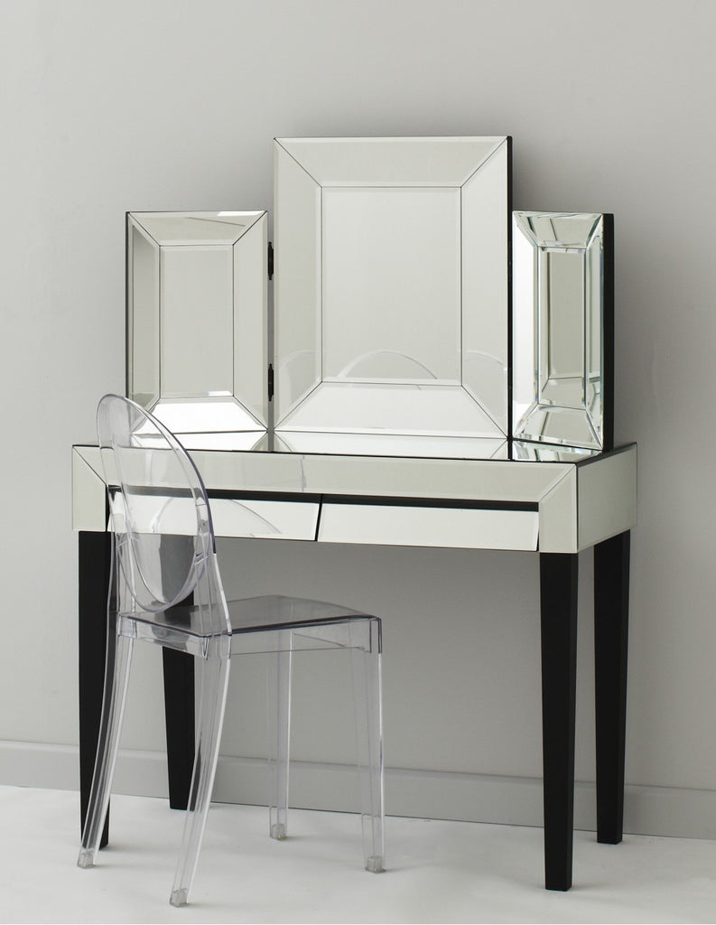 Patricia Mirrored Desk