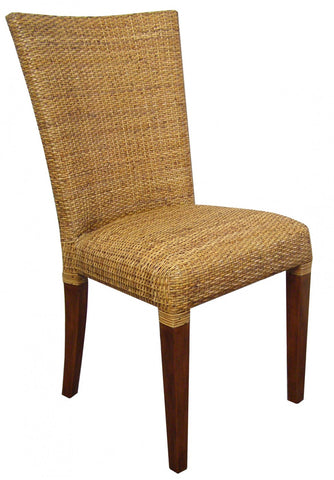 Lane Dining Chair Tea Brown