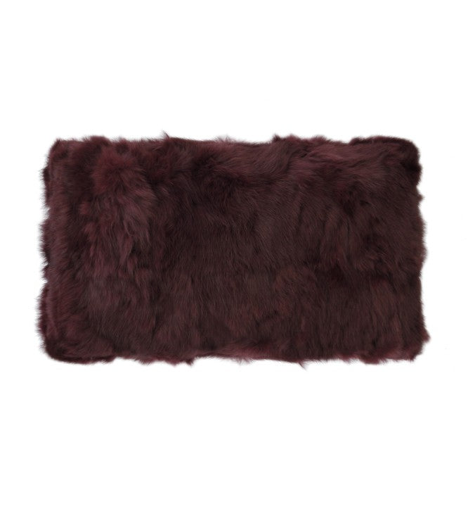 Shiraz Rabbit Fur Cushion