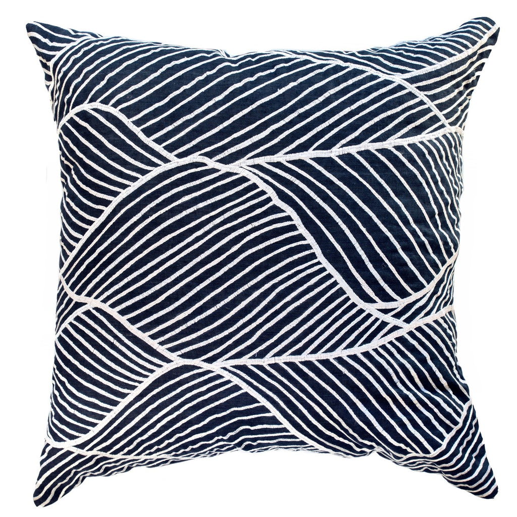 Rake Navy Lounge Cushion
