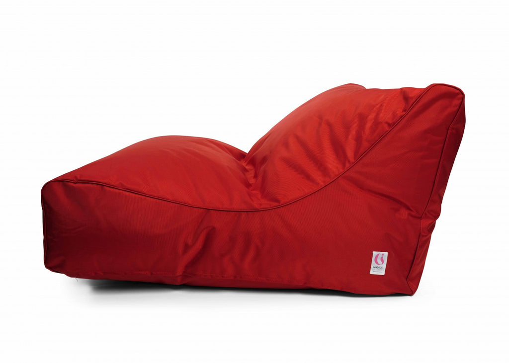 Short Straight Lounger Bean Bag Cover Various Colours