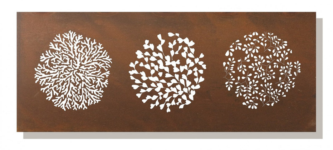 Seaweed Trio Wall Panel
