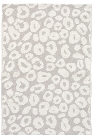 Spot Pearl Flatweave Cotton Rug