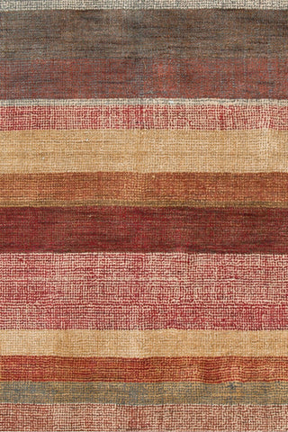 Stoneover Stripe Hand Knotted Rug