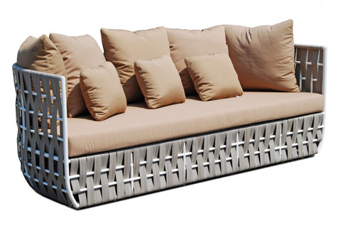 Lounge sofa outdoor  Outdoor Sofas - Outdoor Lounge Sofa | INTERIORS ONLINE