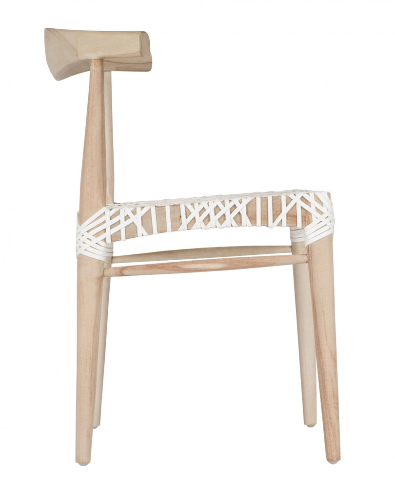 Sweni Horn Dining Chair
