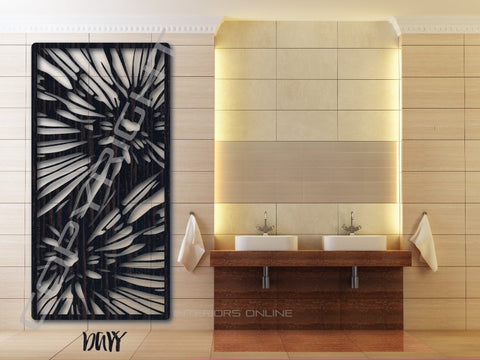 Davy wall panel screen