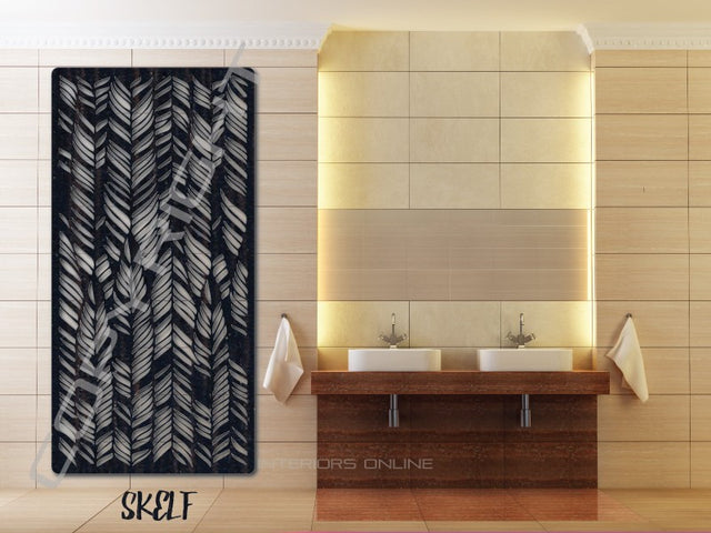 Stone Wall Panel/Screen