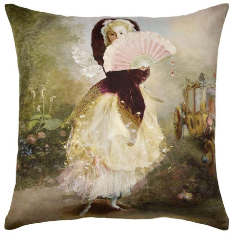 Pantomime Animals Cushion Madeline Fairy