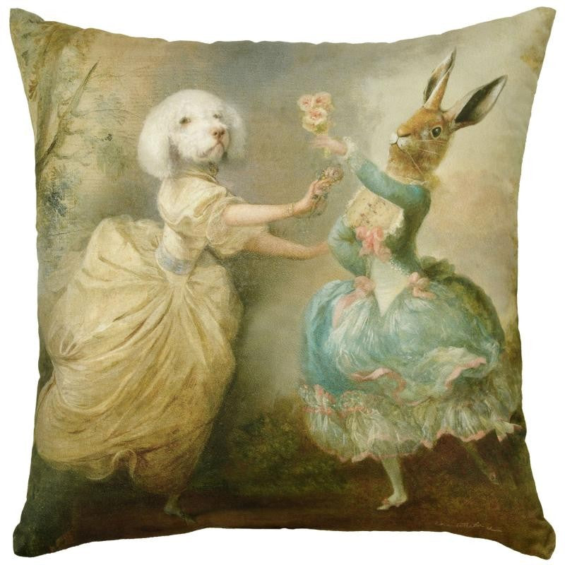 Pantomime Animals Cushion The Dance