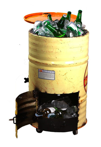 The Good Oil Buddy Barrel Cooler