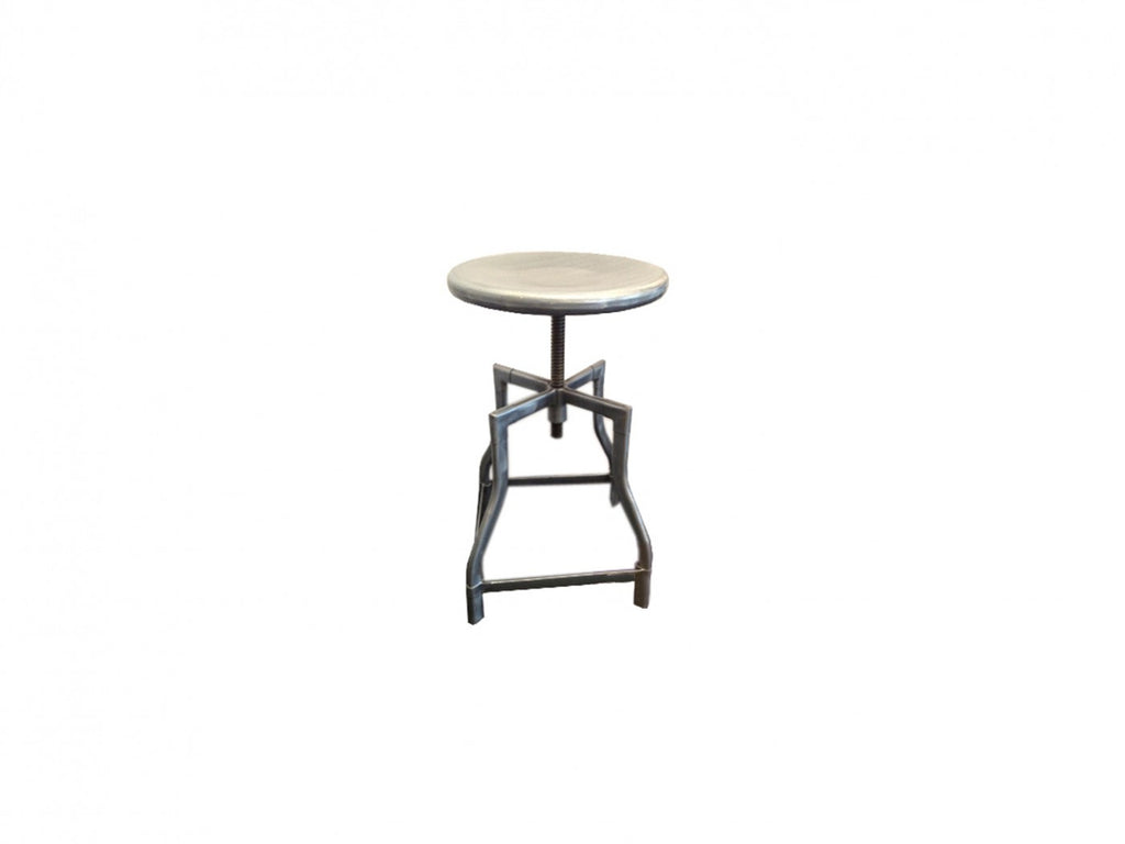 Replica Turner Adjustable Stool-Galvanised