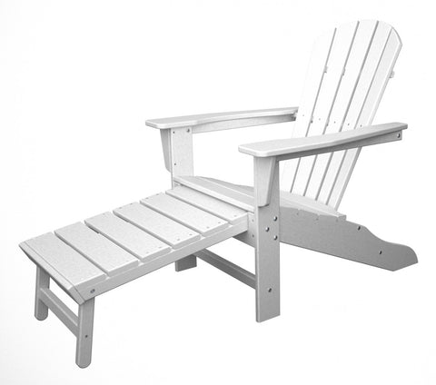 South Beach Ultimate Chair White