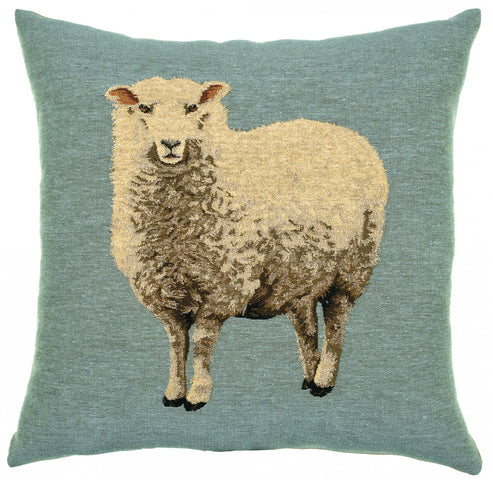 Woollen Animals Sheep Cushion