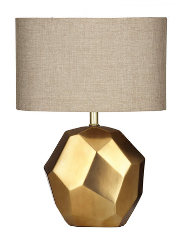Gita Table Lamp Bronze/Natural Pair
