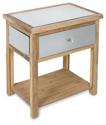 Arbor 1 Drawer Bedside