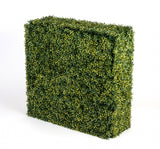 Yellow Box Wood Portable Artificial Outdoor Hedge