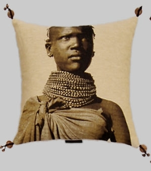 Black Flag Cushion