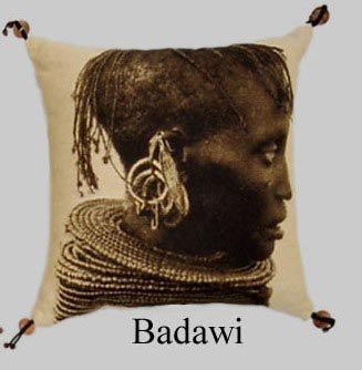 Badawi Cushion
