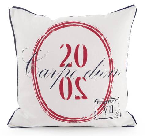 Carpe Diem Cushion