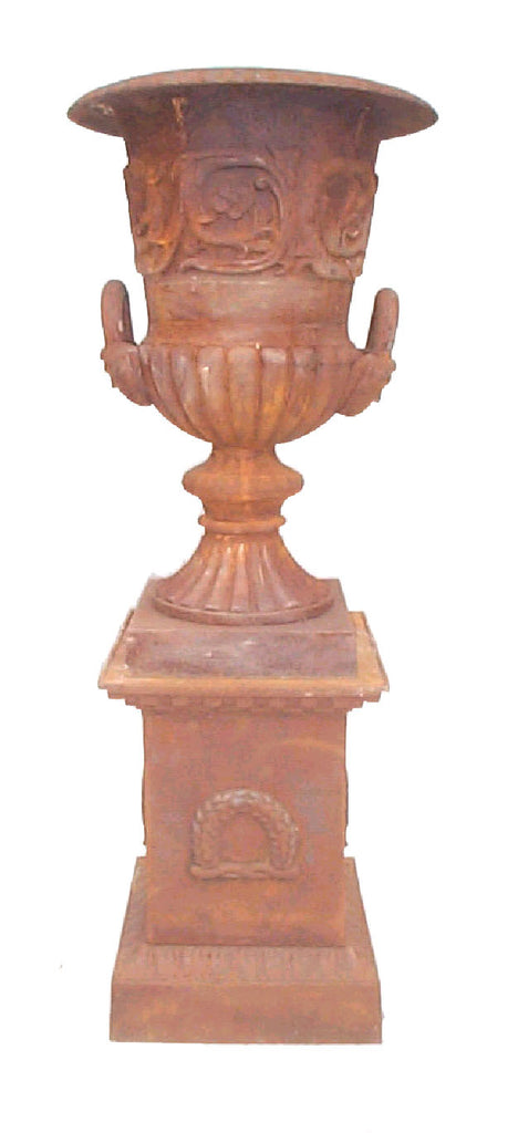 Dorchester Urn and Base 110cmH