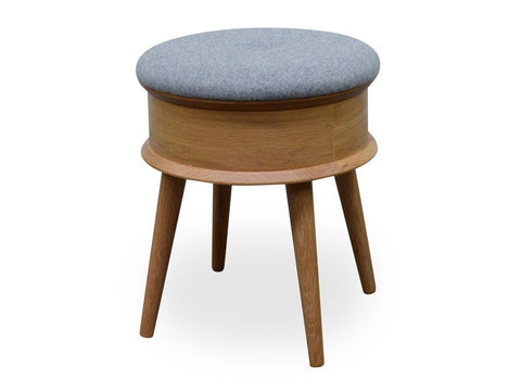 Magnus Low Storage Stool
