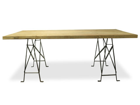 Trestle Dining Table 198cm