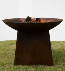 Fire Pit with Base