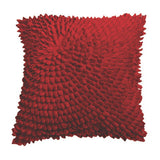 Henna Illusion Red Cushion