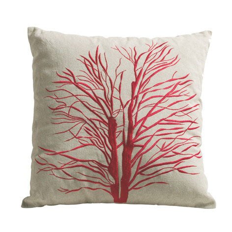 Henna Tree Cushion