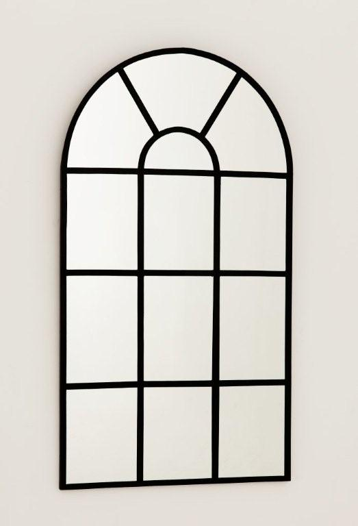 Iron Arch Mirror Large