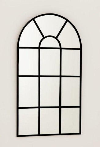 Iron Arch Mirror Small