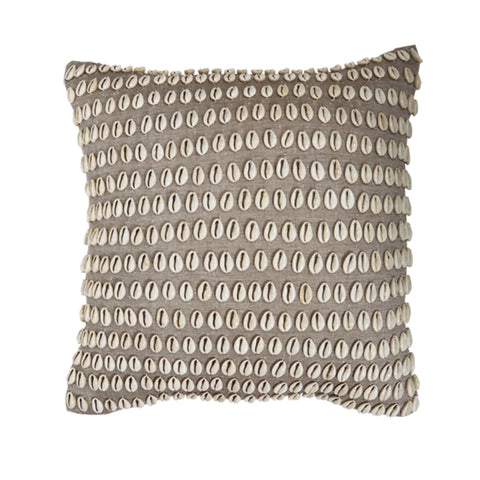Kauri Shell Cushion Natural