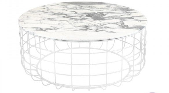 Lidner Marble Coffee Table
