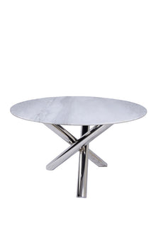 Lucinda Dining Table Marble
