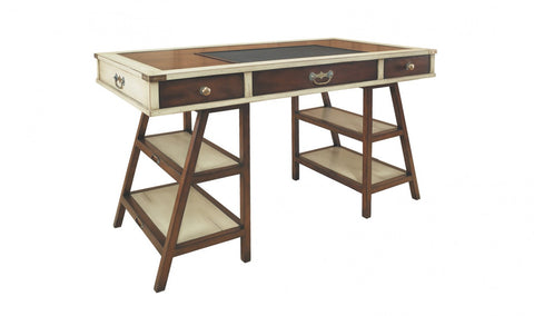 Abbott Desk Weathered Oak