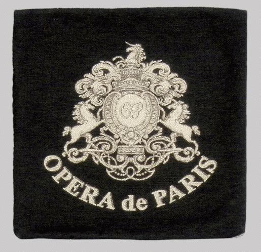Opera de Paris Cushion