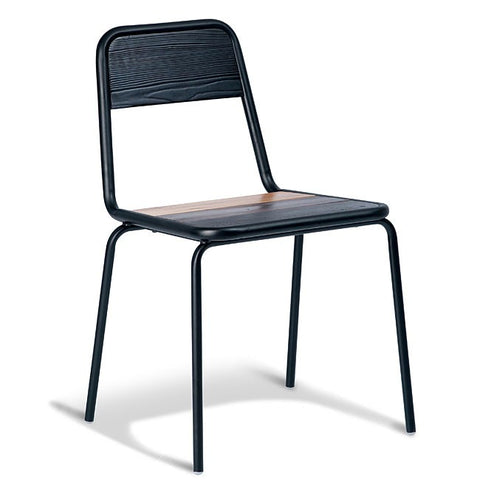 Halifax Black Frame Chair