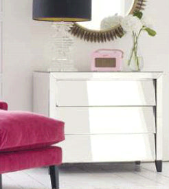 Rahiti Side Table White