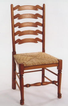 Provincial Ladder Back Dining Chair