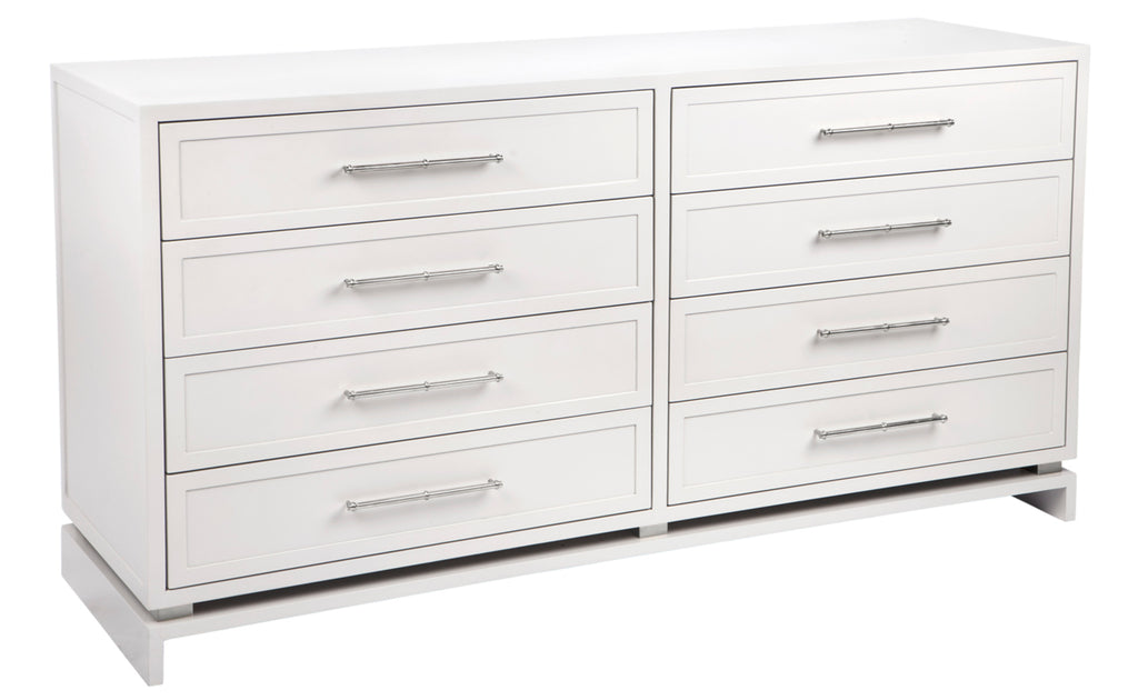 Capize Chest of Drawers White