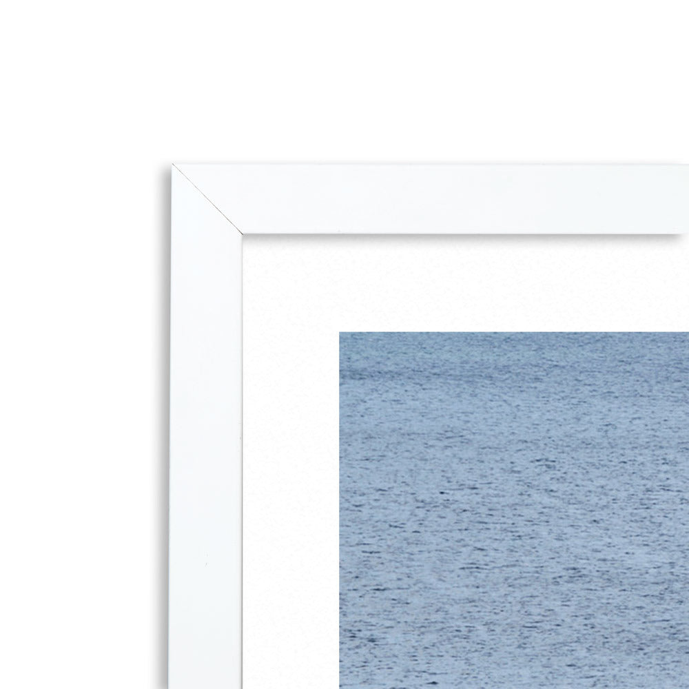Sea 7 Framed Photographic Print