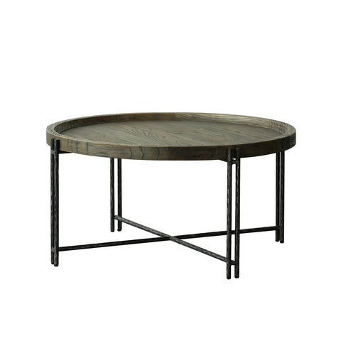 Sunray Slate Mosaic Round Table 75cm