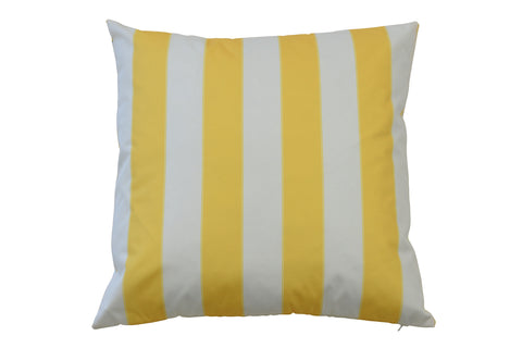 Heraldic Cushion Orange With Trim